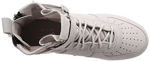 Mid Ginnastica Af1 001 Vapste Scarpe Grey Suede Grey Atmosphere Uomo da Grigio SF Nike BUqYww