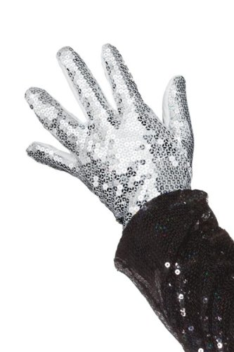 [Michael Jackson Billie Jean Glove] (Michael Jackson Billie Jean Costumes For Kids)
