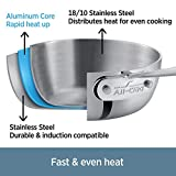 All-Clad 4406 Stainless Steel 3-Ply Bonded