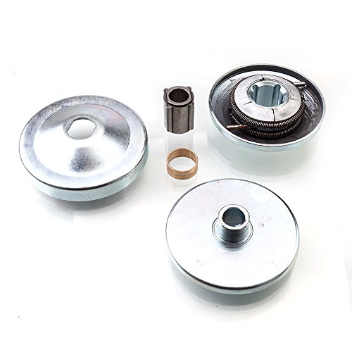 Karts Go Manco (30 Series Go Kart Torque Converter Clutch Driver Pulley Replacement Comet Manco 3/4
