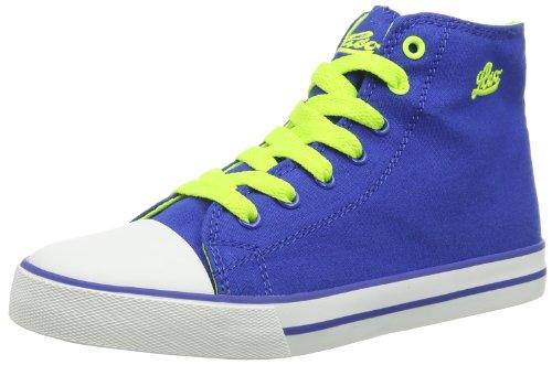 Lico Fly High 180294 Jungen Sneaker, Blau (blau/gelb), EU 39