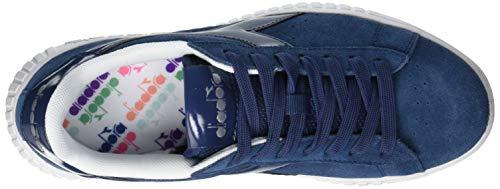 De Denim Multicolore Diadora Game Femme Chaussures 60033 Gymnastique Scuro Step blu fnqwPtq8O