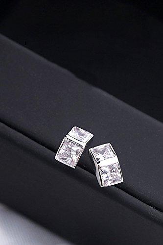 Descendants Dress up Triangle Earrings earings Dangler Eardrop Silver Sun Women Girls s925 Silver Gift Ideas Country Woman]()