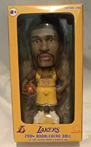 Carl's Jr. L.A Lakers 2004 Bobblehead Doll Gary Payton