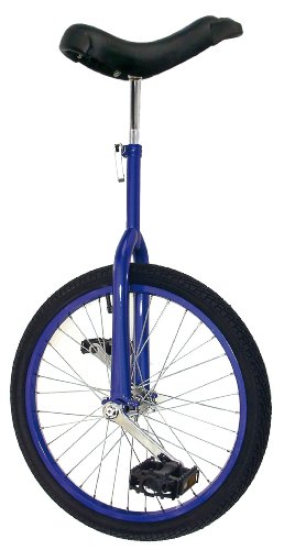 """Fun Blue 20"""" Unicycle with Alloy Rim"""