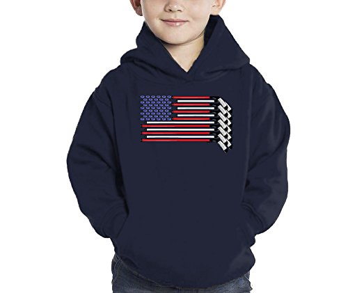 Toddler Little American Hockey Sweatshirt