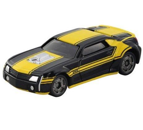Takara Tomy Dream Tomica Movie Transformers 4 Bumblebee Diecast Toy Car 2014