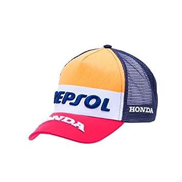 Gorra Repsol Honda Team  Amazon.es  Deportes y aire libre 60470d2f423