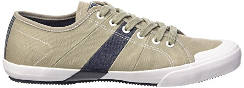 TBS Henley Herren Sneaker Grau - grau