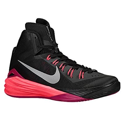 promo code 89f6d eacff Amazon.com Nike Hyperdunk 2014 Black, Pink, Magenta Size 9 S