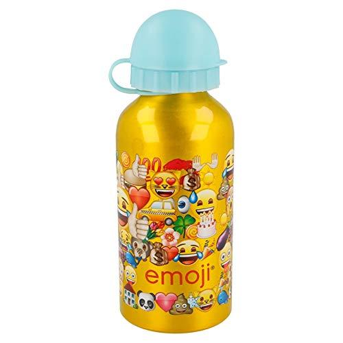 Stor Botella Aluminio 400 ML   Emoji: Amazon.es: Juguetes y juegos