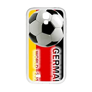 Happy German world cup football Cell Phone Case for Samsung Galaxy S4