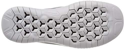 Multicolor Nike Hombre Running black vast Rn Free 2018 Grey 001 white Para Zapatillas Grey De Shield cool xrqFzrwcpW