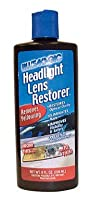 Blue Magic Headlight Lens Restorer 8 Oz.
