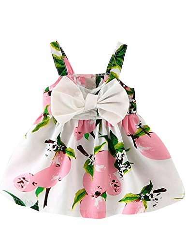 Buy dress with a bow in the front - 9
