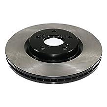 Dura International BR90053002 Front Vented Disc Premium Electrophoretic Brake Rotor
