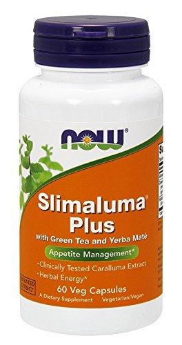 NOW Slimaluma Plus Veg Capsules product image