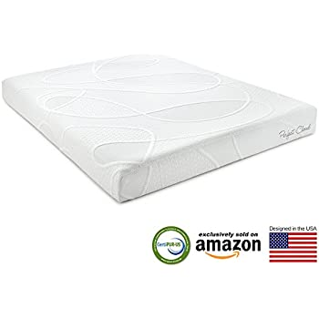 Amazon Com Perfect Cloud Supreme 8 Inch Memory Foam