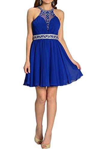 Ivydressing -  Vestito  - linea ad a - Donna blu royal 44