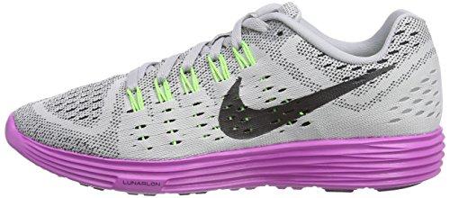 Nike Femme Chaussures Loup Lunartrainer Gris Flash De fuchsia Course gris Noir Pour fXwrfxFqT