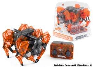 HEXBUG Strandbeast XL: Orange おもちゃ (並行輸入) B00JA87IYO