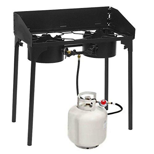 explorer 2 burner stove - 8