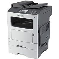 Lexmark MX511DTE Laser Multifunction Printer - Monochrome - Plain Paper Print - Desktop MX511DTE Printer, Copier, Scanner, Fax - 45 ppm Mono Print - 1200 x 1200 dpi Print - 45 cpm Mono Copy - Touchscreen - 1200 dpi Optical Scan - Automatic Duplex Print - 900 sheets Input - Gigabit Ethernet - USB
