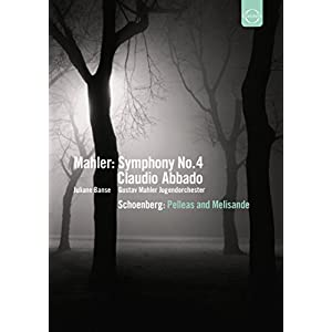 Abbado conducts the Gustav Mahler Youth Orchestra - Mahler & Schonberg (2006)