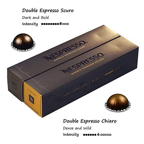 Nespresso VertuoLine Double Espresso (2....