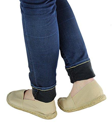 Cotheeka - Zapatos de cordones para mujer multicolor - beige