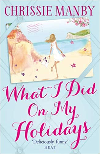 Image result for what i did on my holidays cover