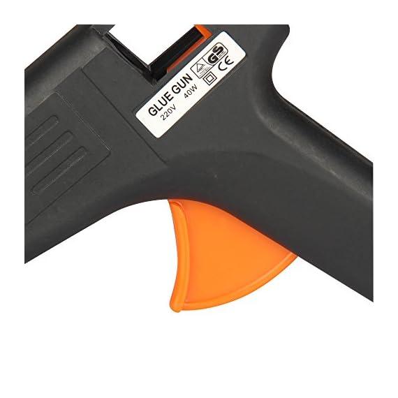 Spartan 40 Watt Glue Gun, PT 40 with 5 Pieces Spartan Glue Stick of 8 Inch Size 3