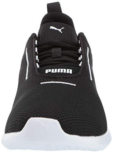 1214 Femme Puma Black En 2 Tricot Whit X puma Carson Chaussures Pour xZgPx6wH