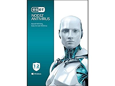 ESET NOD32 Antivirus - 2015 Edition - 1 User - 2 Years