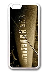 iPhone 6 Case, 6 Case - Protective SOFT-Interior Crystal Clear Case for iPhone 6 The Hunger Games Arrow Scratch Protection Clear Rubber Cover Case for iPhone 6 4.7 Inches