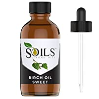 Strong Oils 100% Pure Birch Sweet Essential Oil 4 Oz (118 Ml) Therapeutic Grade