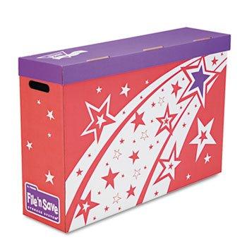 TEPT1020 - File n Save Bulletin Board Storage Box