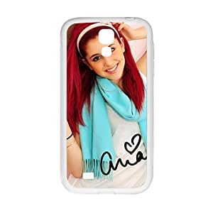 ariana grande look alike Phone Case for Samsung Galaxy S4 Case