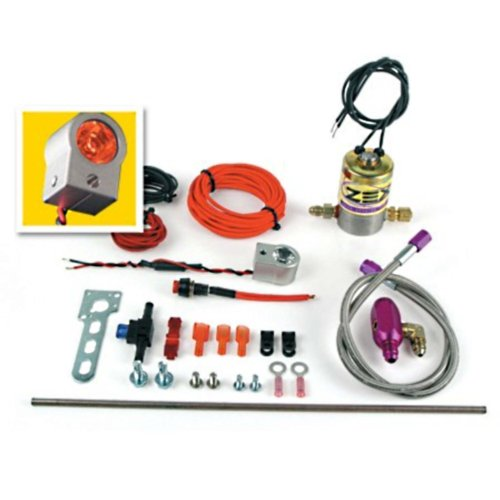 COMP Cams 82010R Nitrous Purge Kit (Zex (Red)) - Nitrous Purge System