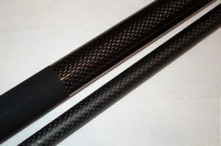 Cuetec Negro Grafito Serie 99280 Billar Taco de Billar Palo: Amazon.es: Deportes y aire libre