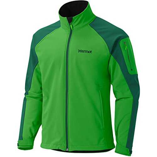 Marmot Men's Gravity Jacket 2015 (Rain Forest/Deep Forest, L)