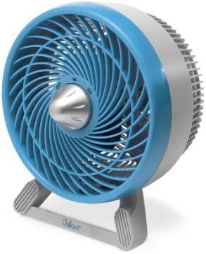 Honeywell Azul Chillout-Ventilador Silencioso Portatil de Mesa, 31 ...