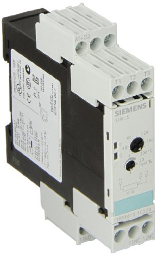 Siemens OFD-DFSB-120 Basic Plug Timer Relay, Square Base, DPDT Contacts, 12A Contact Rating, 120VAC/DC Coil Voltage, 0.1S-10h Time Range, D and E Function by Siemens (Image #1)