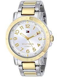943bc8cd68 Women s 1781398 Two-Tone Stainless Steel Watch. Tommy Hilfiger