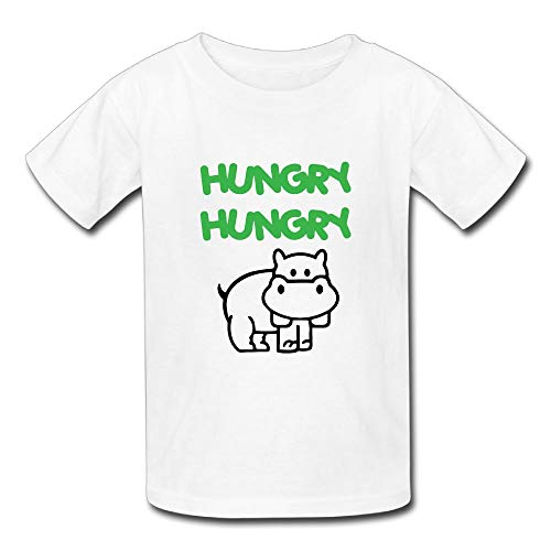 LingBer Hungry Hungry Kids Girls Boys T-Shirt
