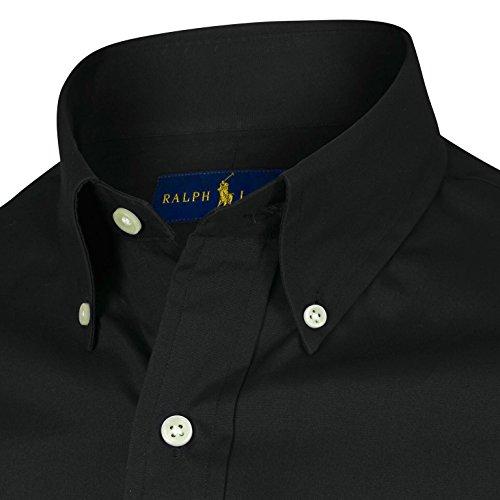 Poplin Fit Marine Blue Bleu Shirt Navy Lauren Classic Ralph qIzaYw