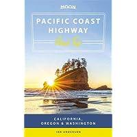 Moon Pacific Coast Highway Road Trip: California, Oregon & Washington (Travel Guide)