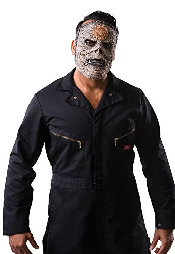 Rubie's Men's Slipknot Bass Face Mask, Multi, One Size (Slipknot Masks For Sale)