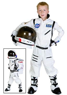 Underwraps Children's Astronaut Costume