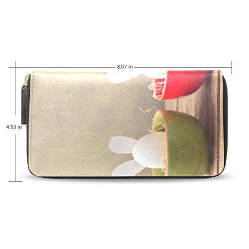 Womens (25) Pattern Long Wallet & Purse Case Card Holder